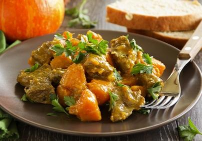 Говядина с овощами в мультиварке рецепт с фото