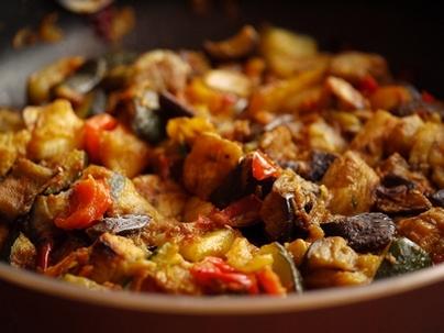 Индейка с овощами в мультиварке рецепт с фото