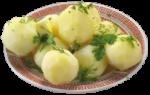 Как варить картошку в мультиварке рецепт с фото