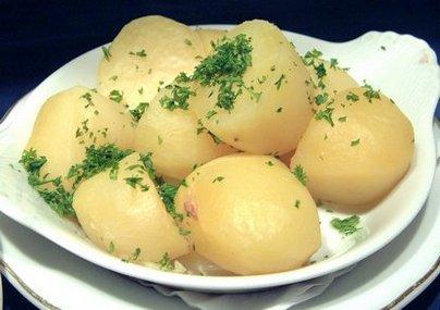 Картофель вареный в мультиварке рецепты с фото