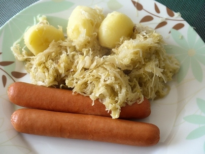 Картошка с сосисками в мультиварке рецепты с фото