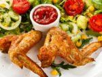 Крылышки в сметане с картофелем в мультиварке рецепты с фото