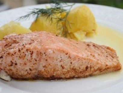 Рыба запеченная в мультиварке рецепты с фото