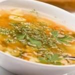 Суп из индейки в мультиварке