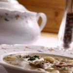 Суп с гречкой в мультиварке