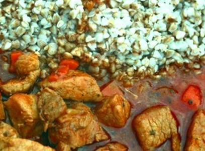Гречневая каша с мясом в мультиварке рецепты с фото