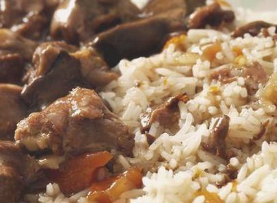 Рис с сердечками в мультиварке рецепты с фото