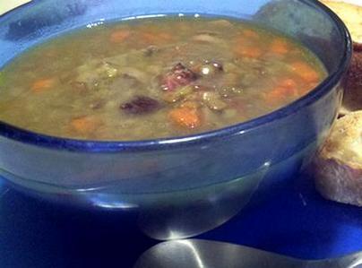 Рецепт грибного супа в мультиварке рецепты с фото