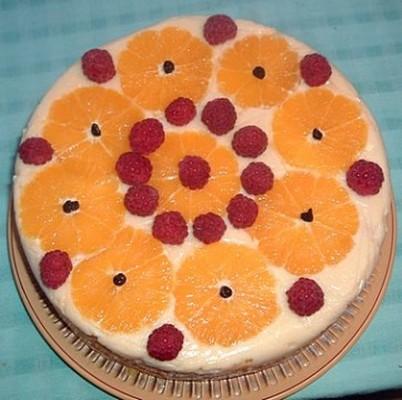 Апельсиновый пирог в мультиварке рецепты с фото