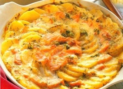 картошка с грудинкой в мультиварке рецепты с фото