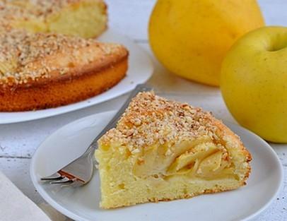 Бисквитный пирог в мультиварке рецепт с фото