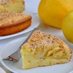 Бисквитный пирог в мультиварке