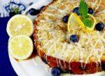 Лимонный пирог в мультиварке рецепт с фото