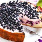 Пирог с черникой в мультиварке. Рецепты приготовления пирогов с черникой