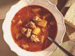 Суп гуляш в мультиварке рецепт с фото