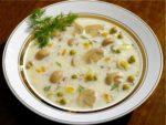 Сырный суп в мультиварке рецепт с фото