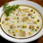 Сырный суп в мультиварке — рецепт как приготовить