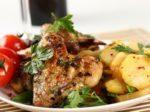 Курица по-французски в мультиварке рецепт с фото