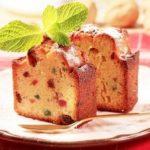 Творожный кекс в мультиварке с изюмом — рецепт как приготовить