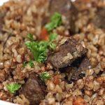 Гречка с говяжьей печенью в мультиварке Редмонд, Поларис, Панасоник — рецепт как приготовить