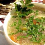 Суп из баранины в мультиварке — вкусные рецепты