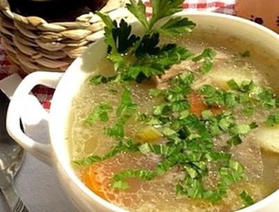 Суп из баранины в мультиварке рецепты с фото