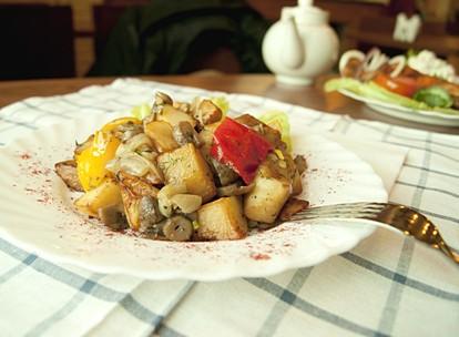 Картошка с филе в мультиварке с фото