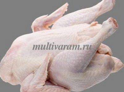 Блюда из курицы в мультиварке