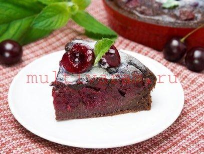 Овсяный пирог в мультиварке рецепт фото