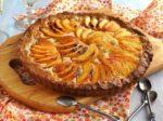 Пирог с персиками в мультиварке рецепты с фото