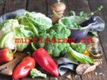 Как приготовить овощи на пару в мультиварке